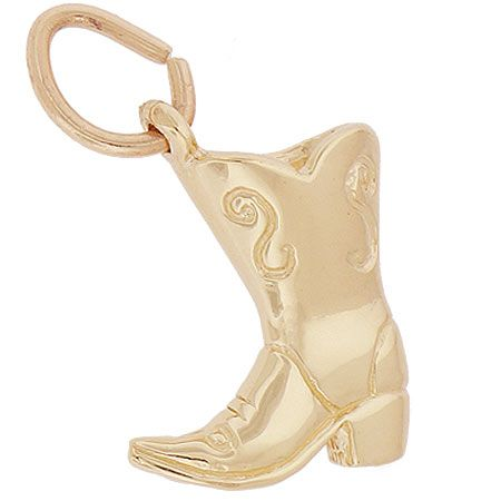 Rembrandt Charms Cowboy Boot