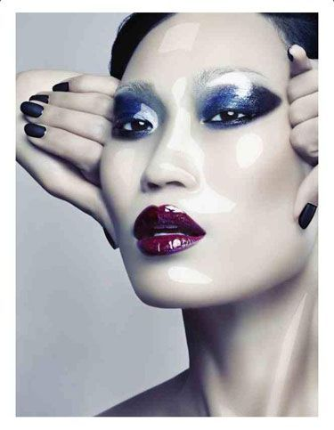 lan nguyen makeup - Google Search