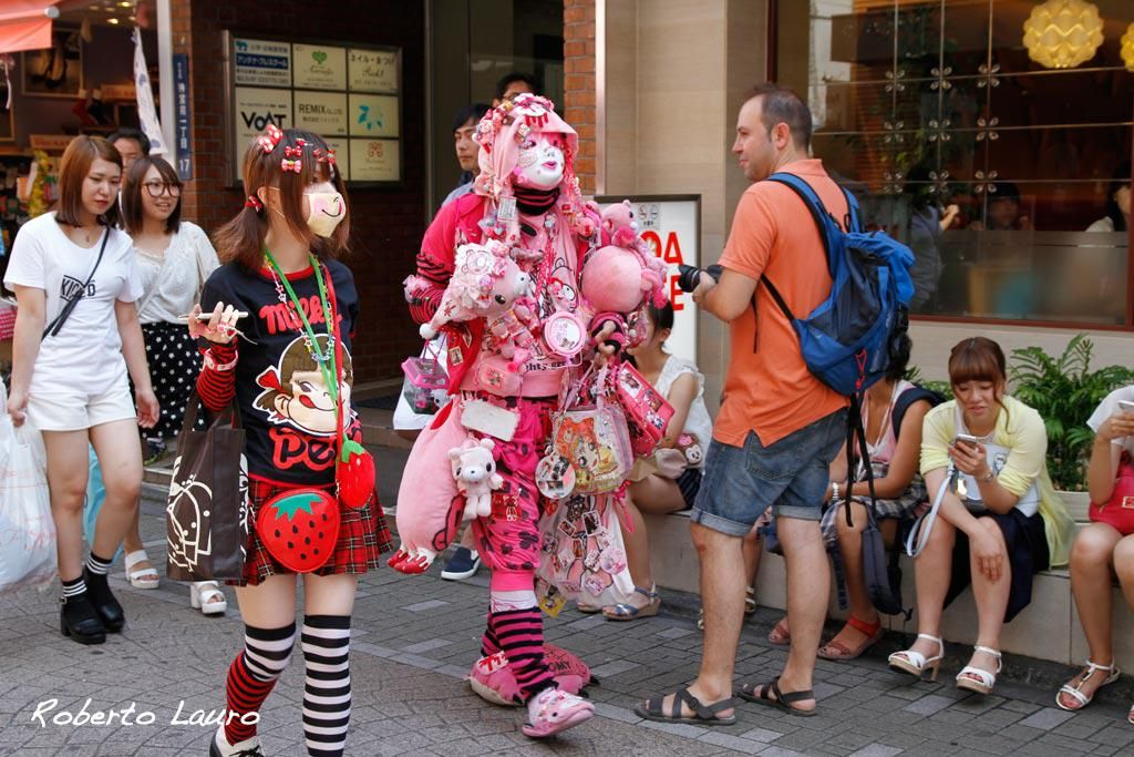 """Japón Entre Amigos on Twitter: """"Un día cualquiera en #Harajuku ^^  Flickr: Roberto. https://t.co/9h7gDLHmcC http://t.co/Q4RYLE9AZ0"""""""