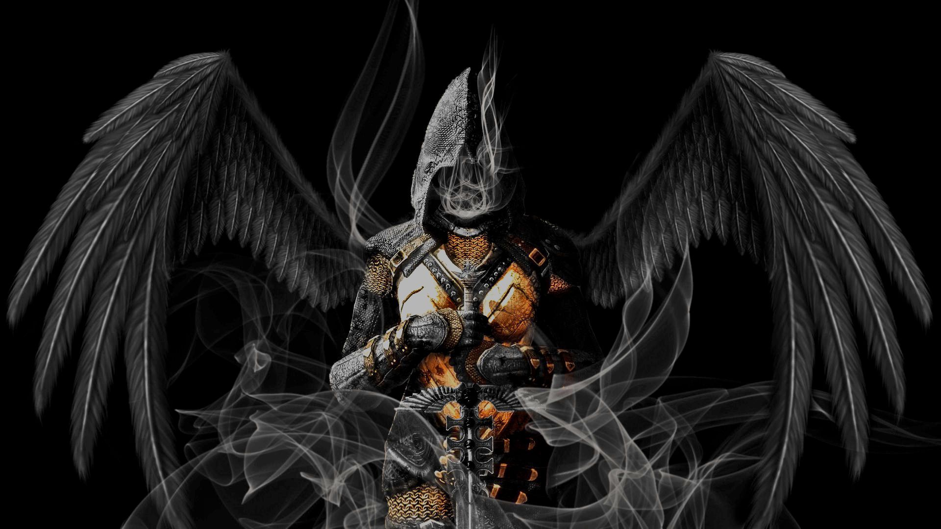 Dark+Angel+Warrior+Wallpaper+Background Angels and