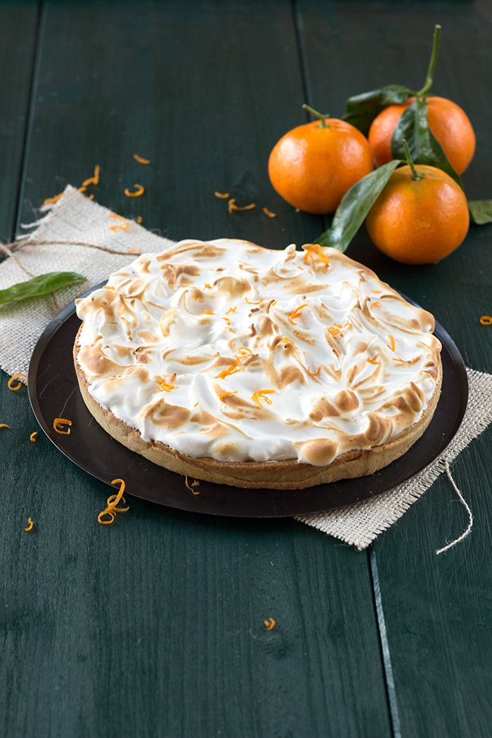 cake made of fruit try this delicious clementine meringue pie with olive 2262