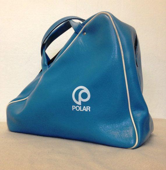 595ad662df Vintage sports bags Gym bag vintage bag 1970s by Beautifulfelts