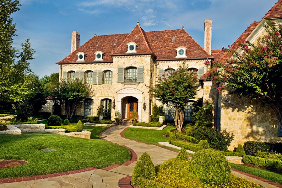 french chateau homes photos french chateau manor homes floor - French Design Homes