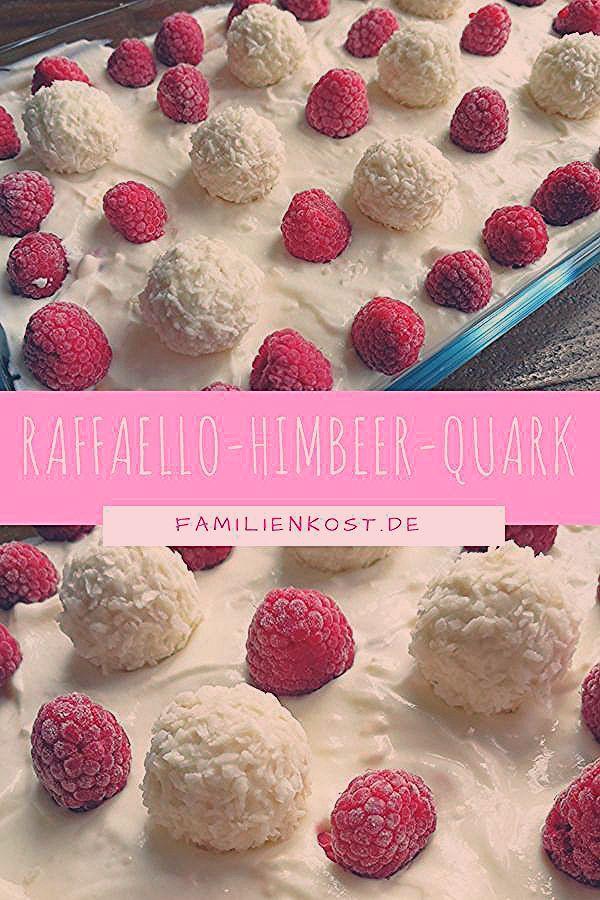 Photo of Raffaello Himbeer Quark