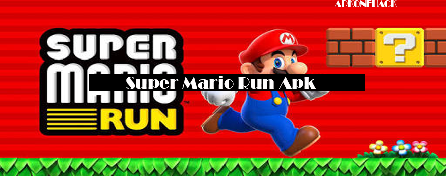 Super Mario Run Apk is a Action Games for android download
