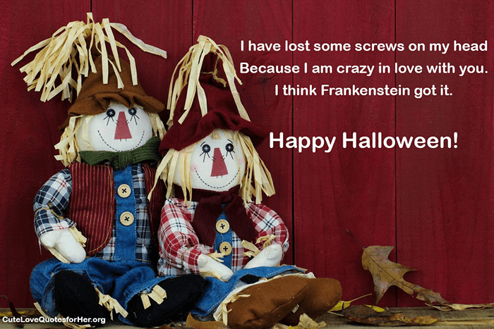 halloween love quotes sayings