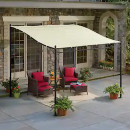 Sunshade Awning Gazebo In 2020 Patio Shade Sunshade Awning Gazebo Awning Gazebo
