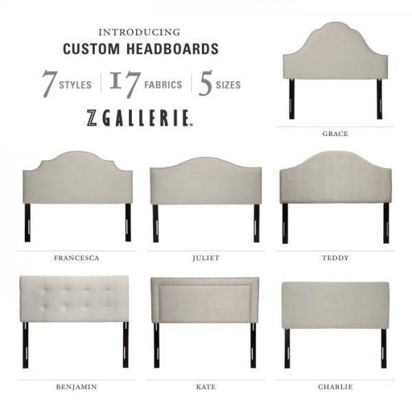 Headboard Shapes Mi Casa Diy Furniture Building