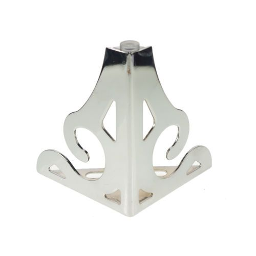 Set 2pcs 143mm Metal Furniture Cabinet Legs Bed Tea Table Chair Sofa Leg Feet Affiliate