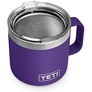 YETI Peak Purple Rambler Mug 14 Ounce, 1 EA