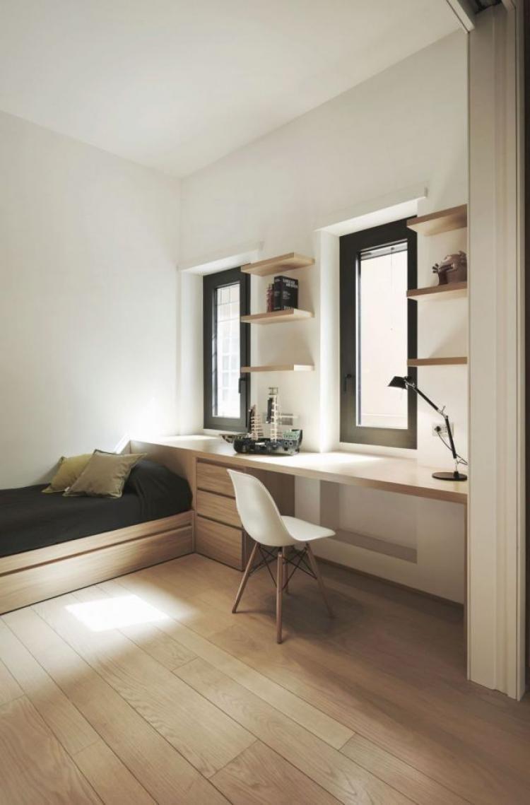 Minimalist Bedroom Furniture Sets