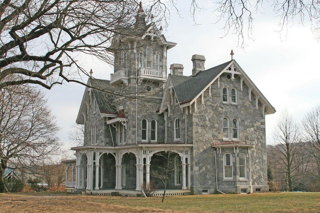 Carpenter Gothic Revival