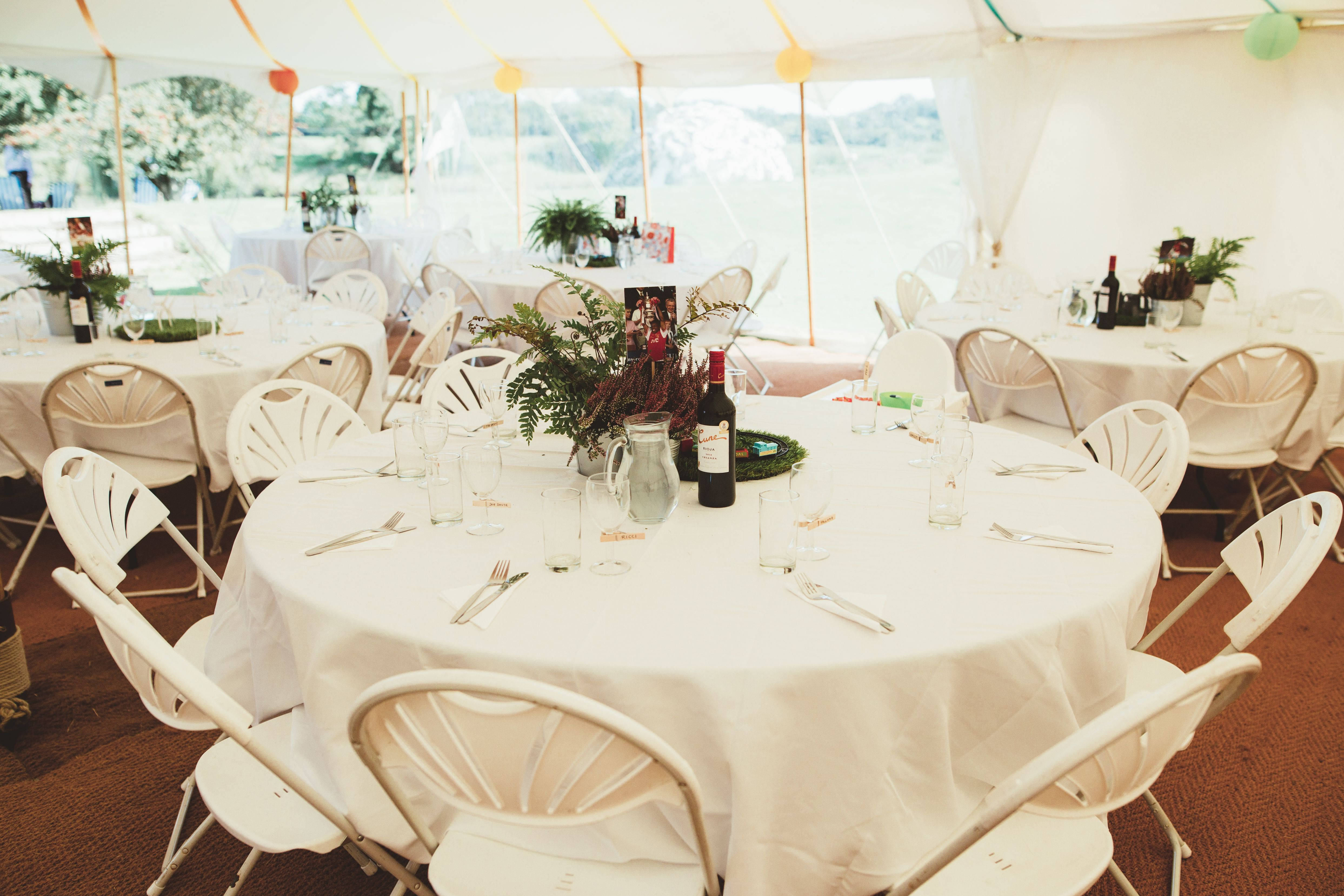 Our Oyster Pearl Tent | Outdoor parties, Tent, Table ...