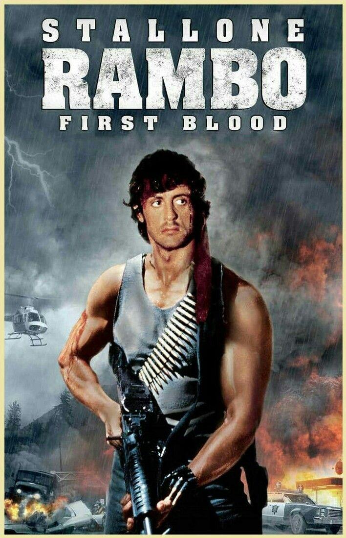 120 ideias de Rambo_ Sylvester Stallone | filmes, filmes de ação, rambo