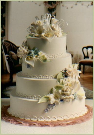 elegant but simple wedding cakes winter wedding cakes the cake wedding cakes by 13958