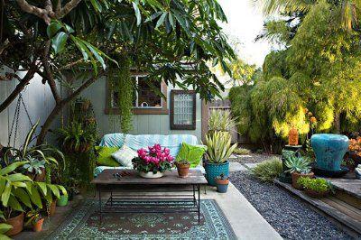 decoracin de jardines pequeos