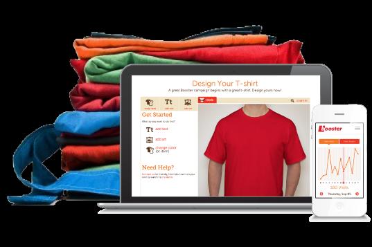 6a2fd3b190 booster - online t-shirt fundraiser idea. | relay for life ...