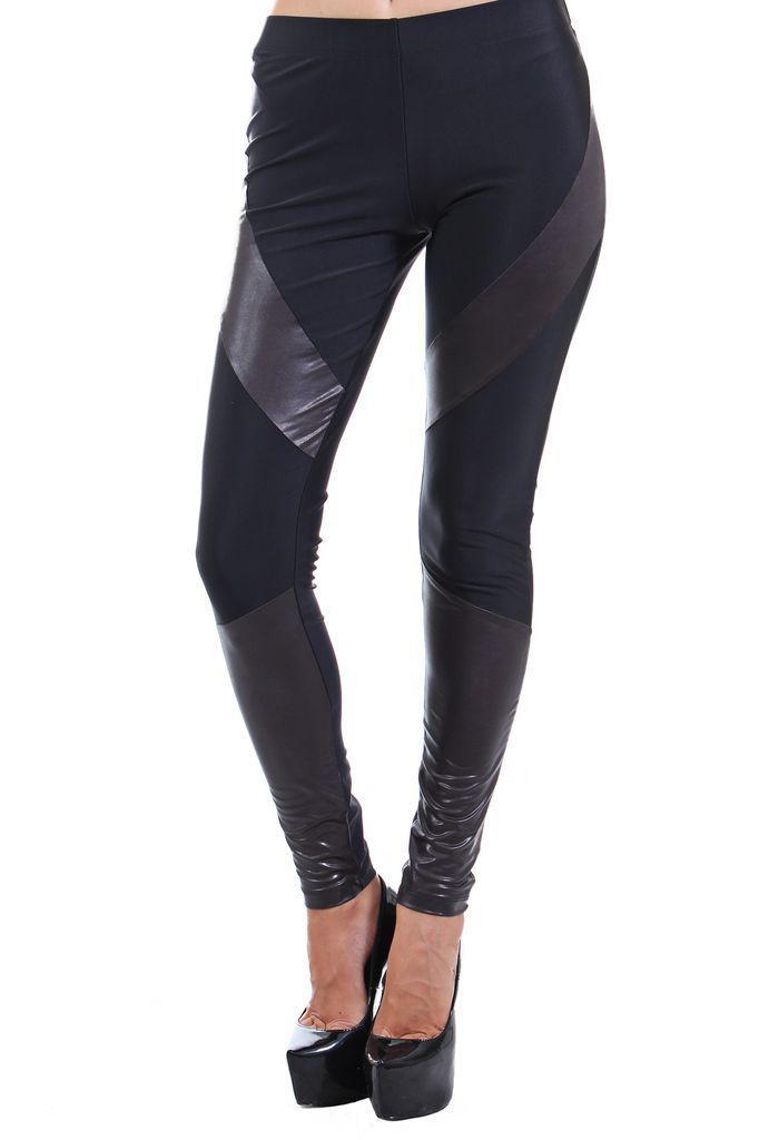 S for Style Női leggings - 65% akció, outlet ((XS) fekete) | brands.hu 2015.04.09