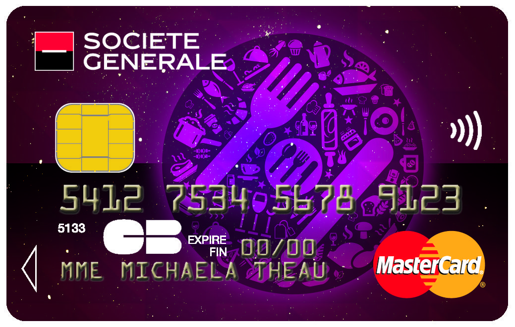 Carte Mastercard Epicurien Societegenerale Societe Generale