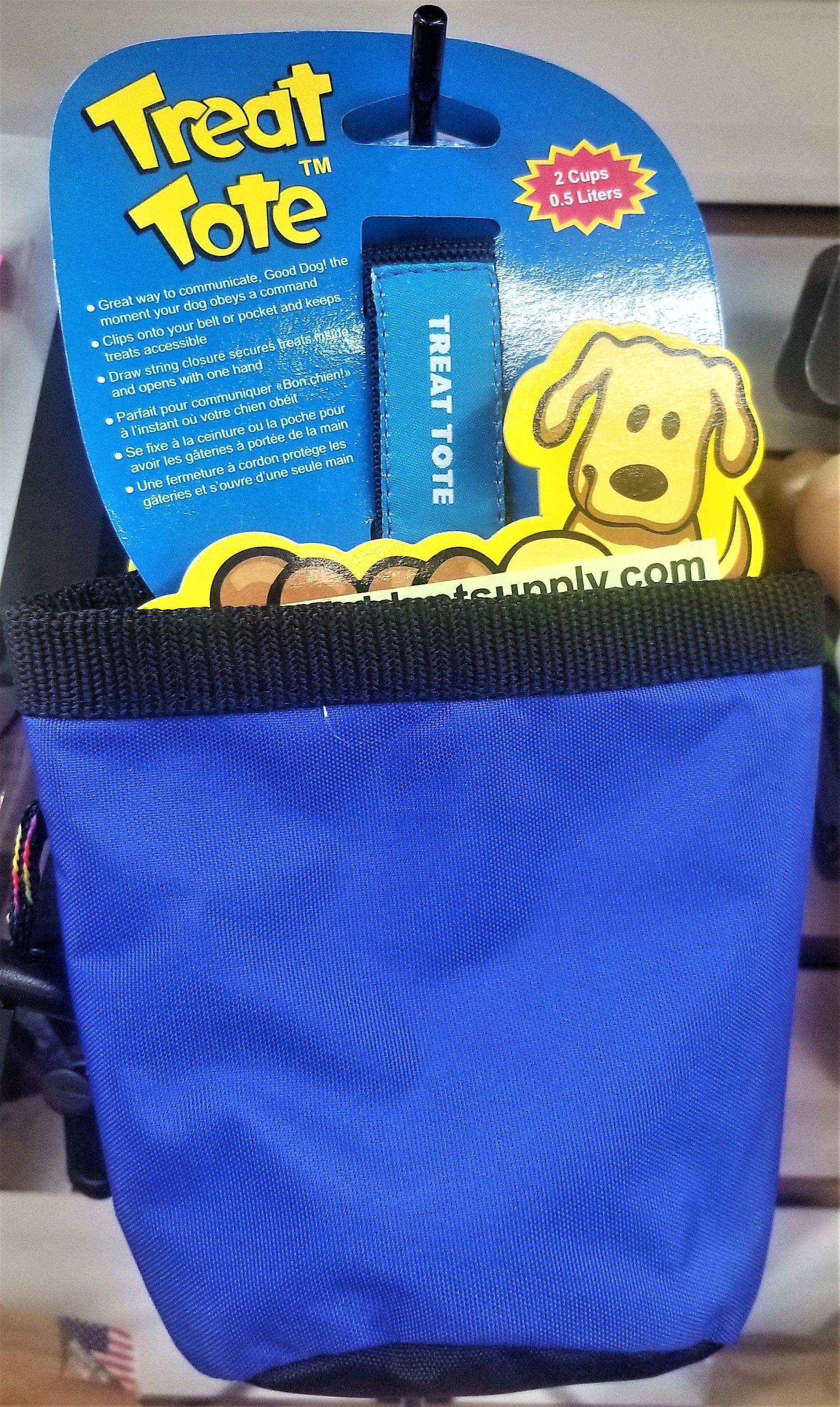 Great Treat Tote For Training Open Today 10 Am To 4 Pm 815 609