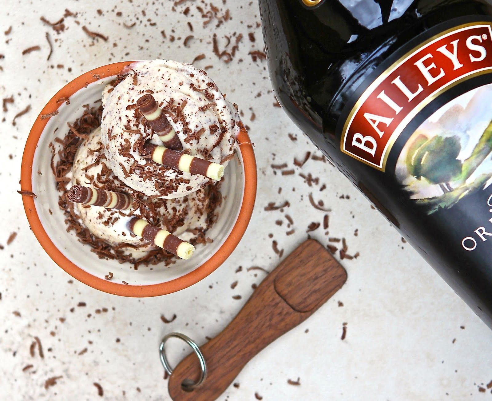 Love Baileys Love Ice Cream Then You Absolutely Definitely No Doubt About It Have To Make This When I Went Into Tesco Last Week Vafli