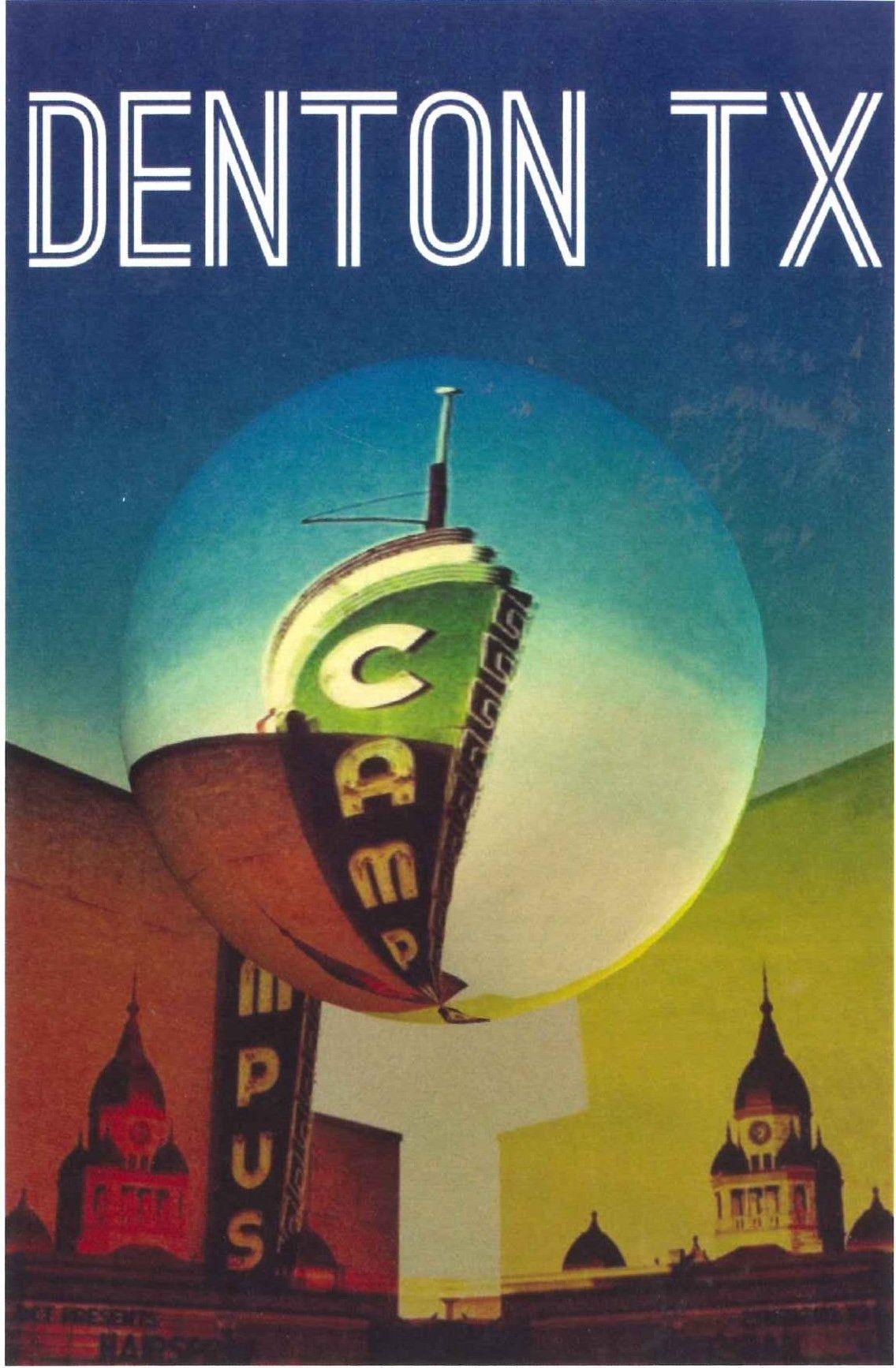 Vintage Posters Dallas Tx