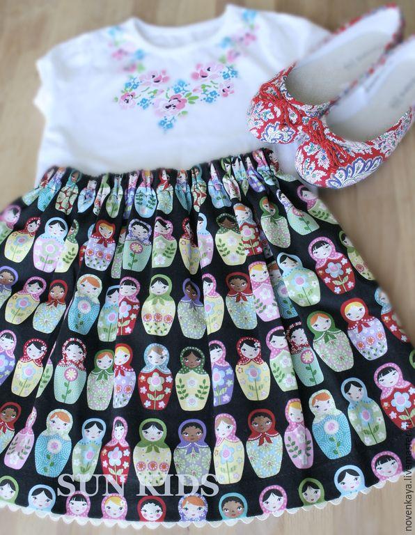 Русская юбка купить