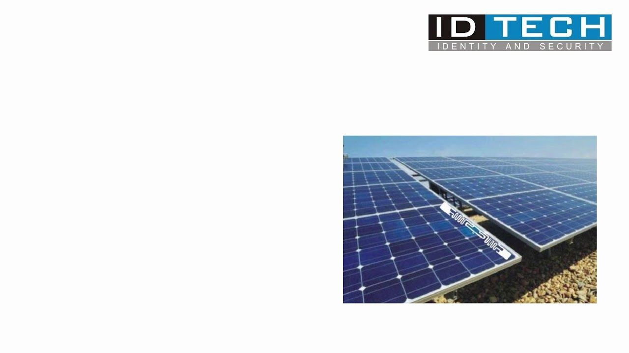 Id Tech Solutions Pvt Ltd Rfid Solar Tags Solar Panels Solar Panels Information Solar