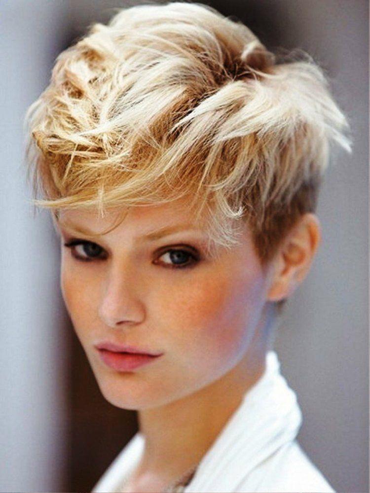 epingle sur coiffure courte