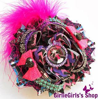 ribbon rockstars! #hairbows