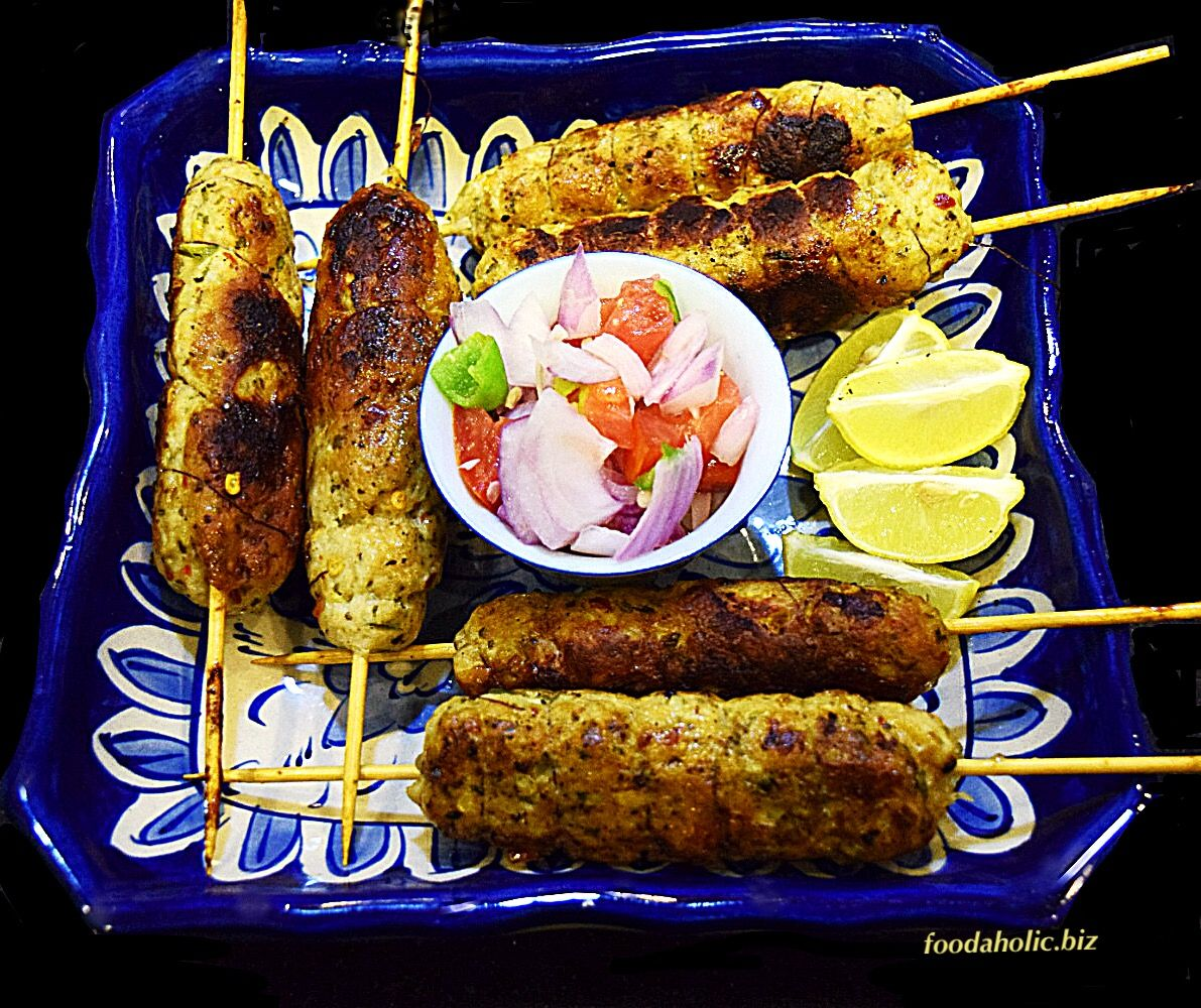 Dhaga Kabab, Thread Wrapped Kebabs