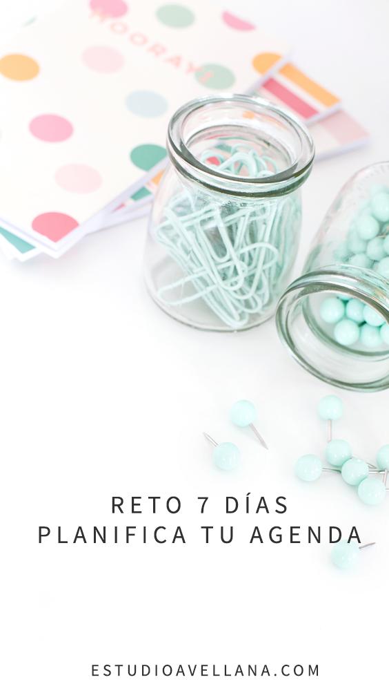 Planificación De Tu Agenda Productividad Ideas Para