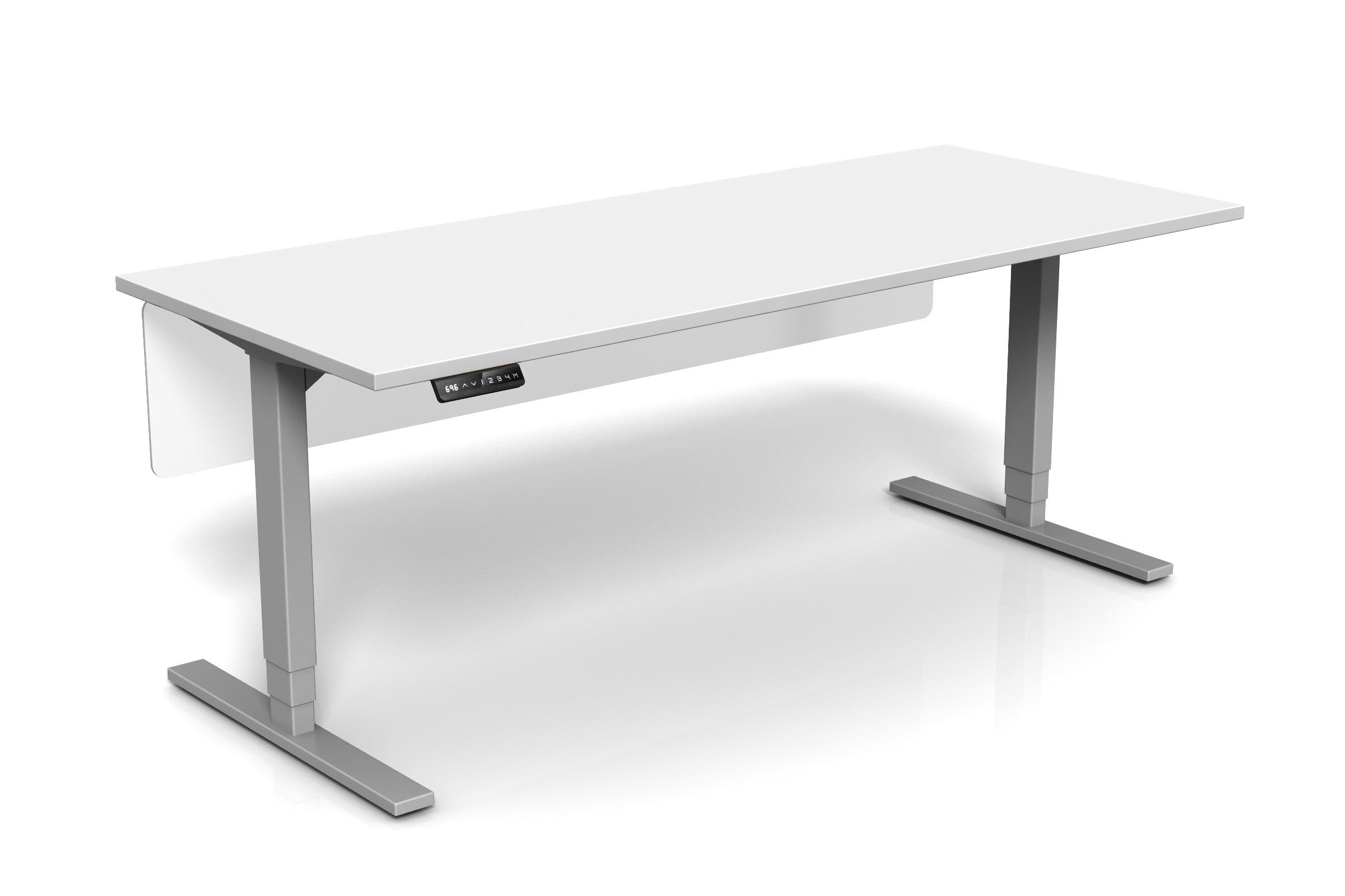 Height Adjustable Work Table From Merge Works TX