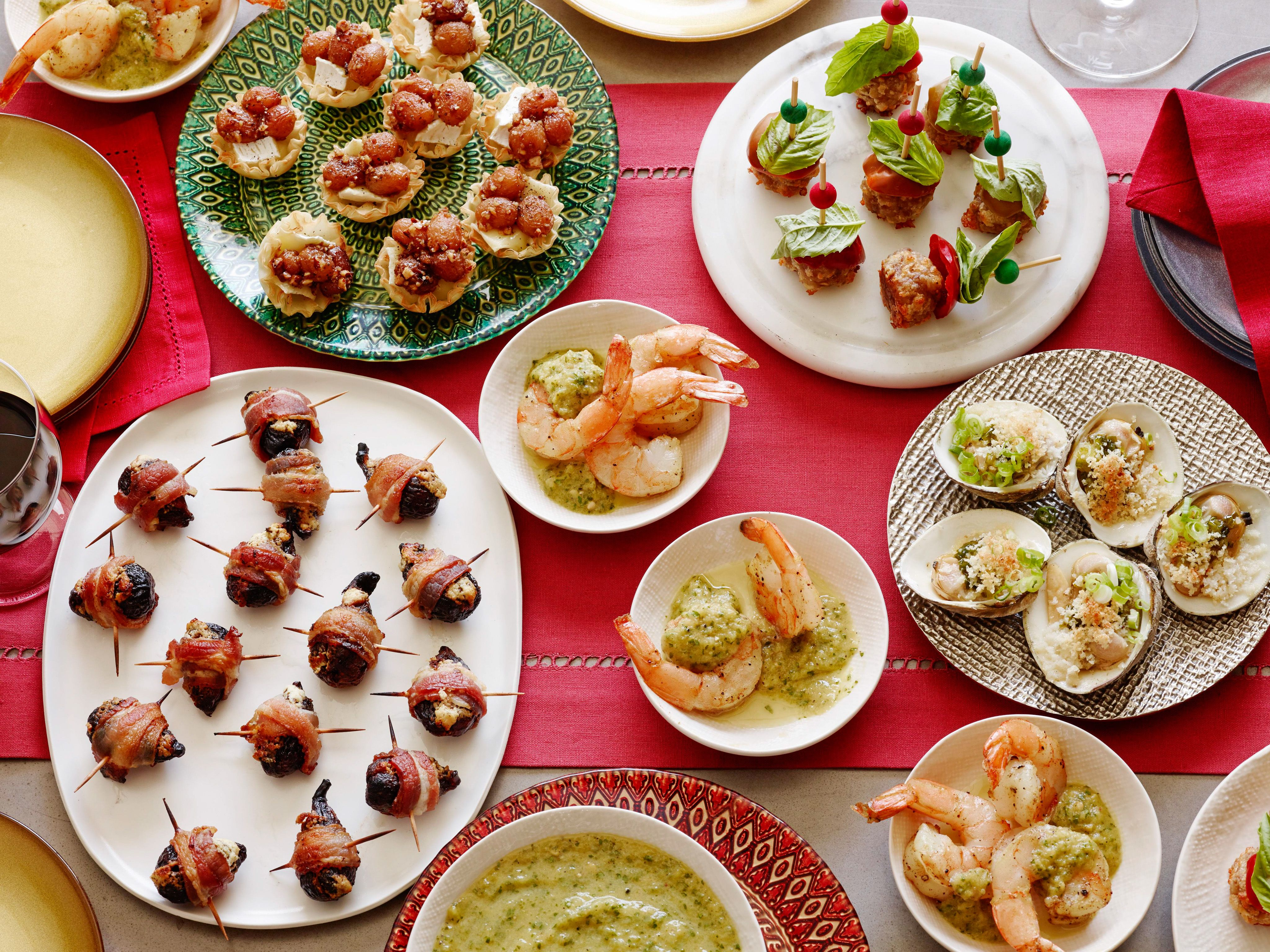 Easy and elegant holiday appetizer recipes food network elegant easy elegant holiday appetizer recipes forumfinder Choice Image
