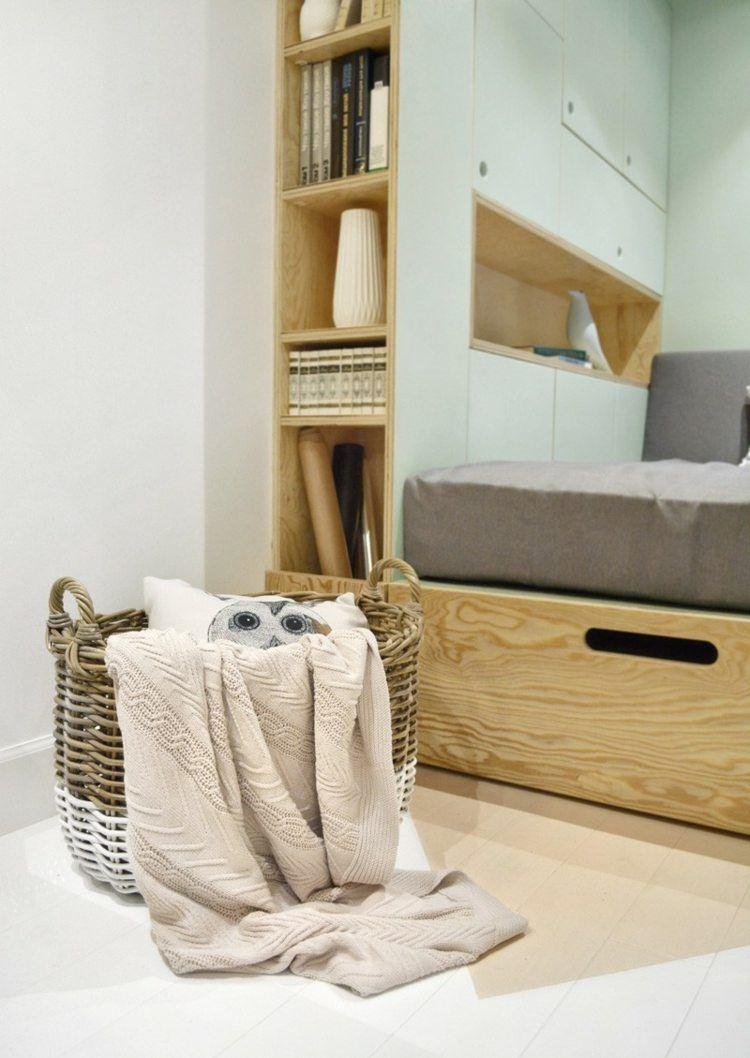 Chambre ado fille - meubles multi-fonctionnels et décoration ...