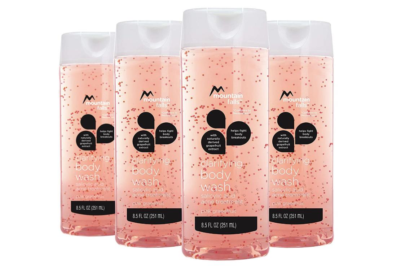 Body Acne Wash Amazon
