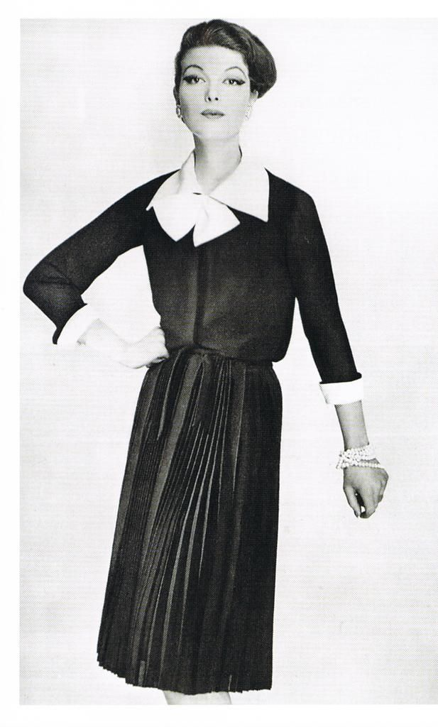 1950s Coco Chanel Fashion - Bing images  3b6da6aa7222