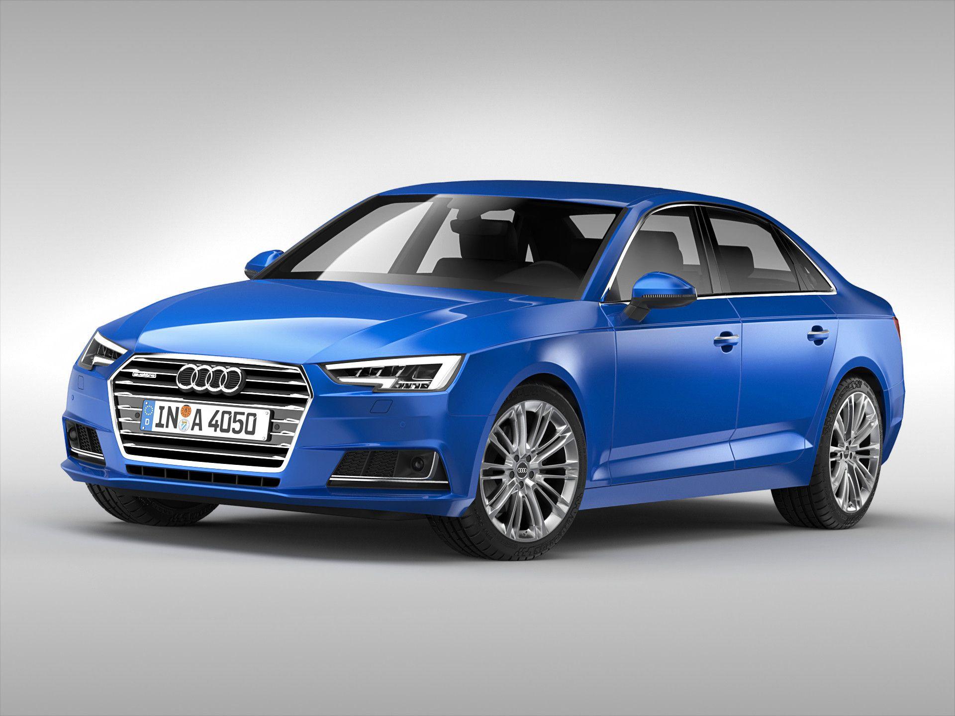 D Audi Car D Model DModeling Pinterest D And A - Audi car 3d games