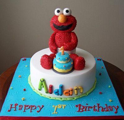 elmo birthday cake elmo birthday cake elmo 2 tier 1st birthday