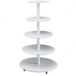 etagere taart Taart Standaard Etagere Kunststof, 5 lagen | Trouw Eveline | Pinterest etagere taart