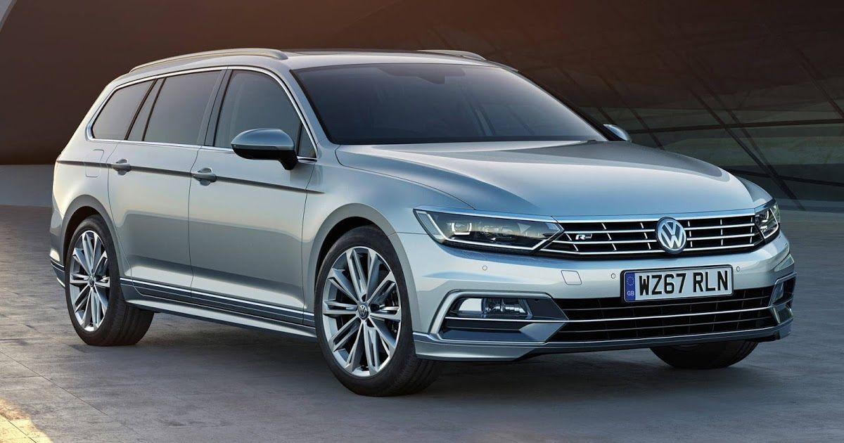 2018 Vw Passat Gets More Standard Features 22 605 Starting Price In The Uk Carscoops Volkswagen Vw Passat Volkswagen Passat