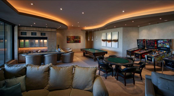 60 Game Room Ideas For Men Cool Home Entertainment Designs Game Room Basement Game Room Design Game Room