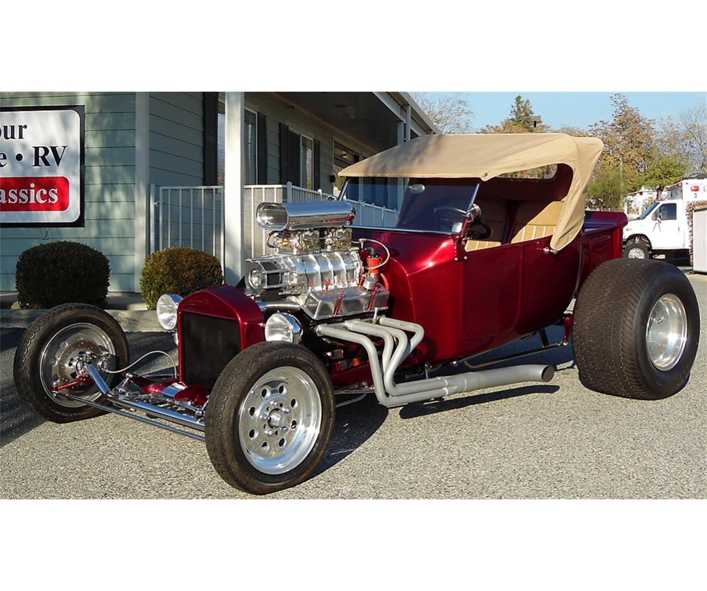 Large Photo of '23 T Bucket OMKG Hot rods cars muscle