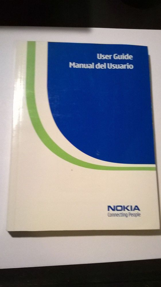 nokia 2126 user guide owner s manual 152 pages ebay rh pinterest com Nokia 2126 Phone TracFone Nokia 2126
