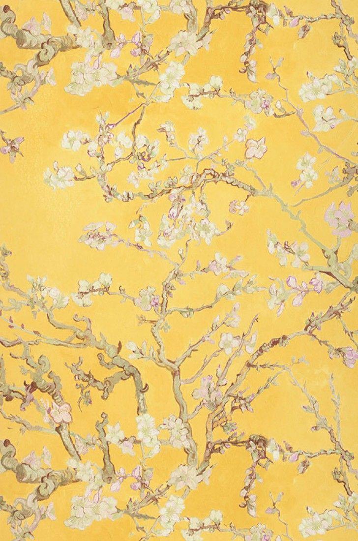 Wallpaper VanGogh Blossom Van gogh wallpaper, Van gogh
