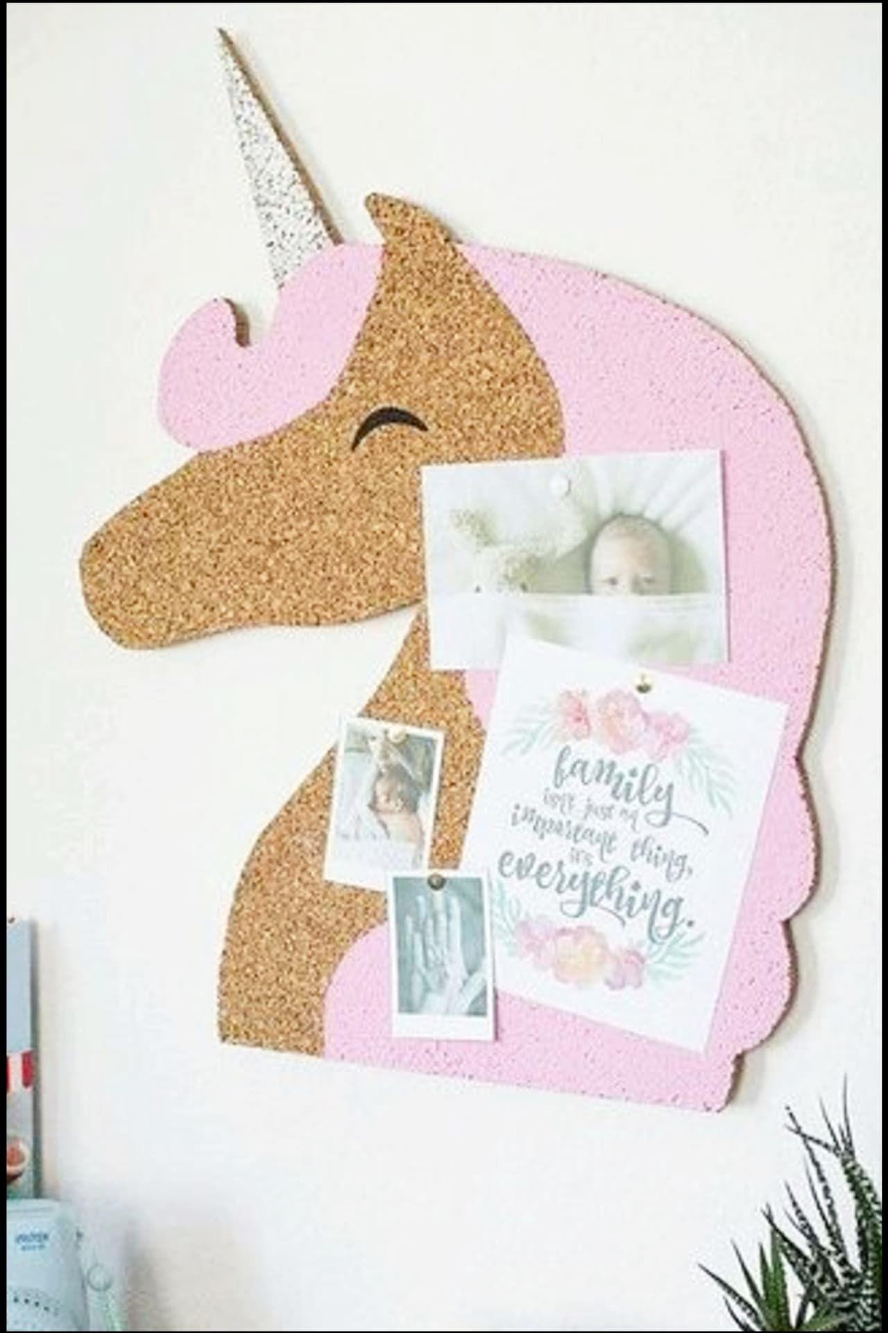 Unicorn Crafts for Kids - Cute & Easy DIY Unicorn Craft Ideas - Involvery #unicorncrafts
