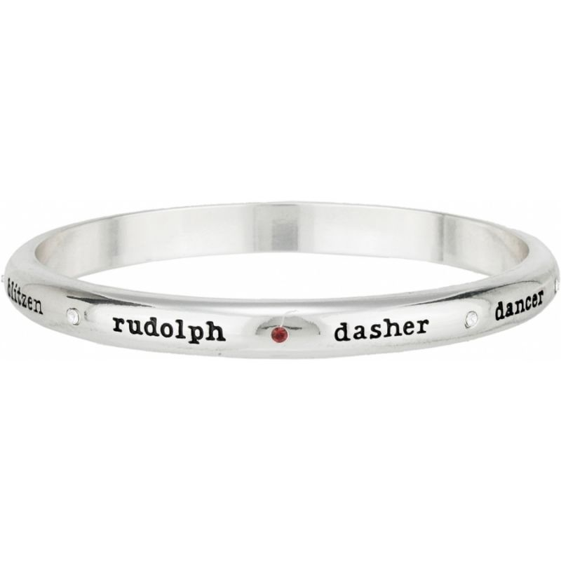 Brighton Reindeer Bangle. Have enjoyed this one for a few years now.