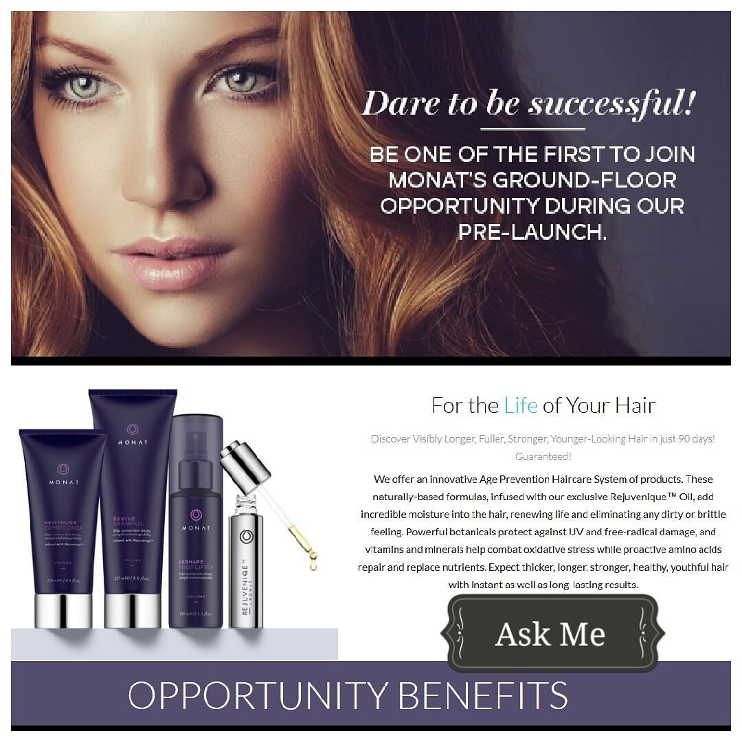 Join And Be A Founder Www Angelamckay Mymonat Com Monat