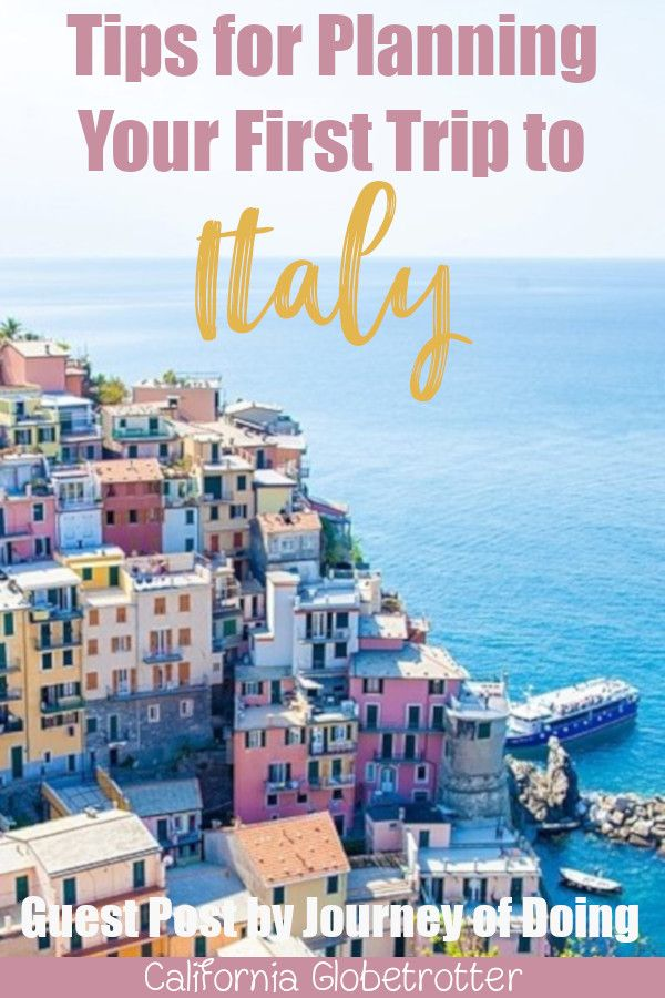 Photo of Planning Your First Trip to Italy