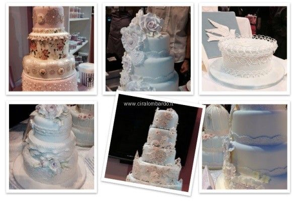 collage torte pizzo
